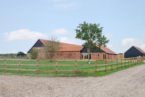 4 bedroom barn conversion for sale - Sotterley
