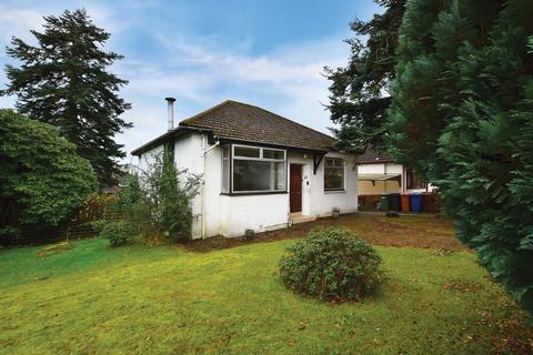 3 bedroom detached bungalow for sale - 42 Killermont Road, Bearsden, G61 2JA