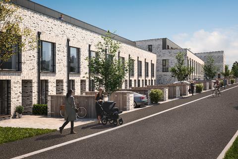 3 bedroom terraced house for sale - Lochgilp Street, Maryhill Locks, Maryhill, Glasgow, G20 0UF
