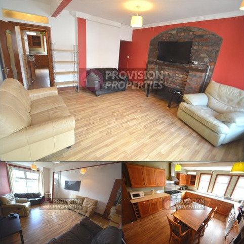 8 bedroom terraced house to rent - Manor Drive , Hyde Park , Leeds LS6