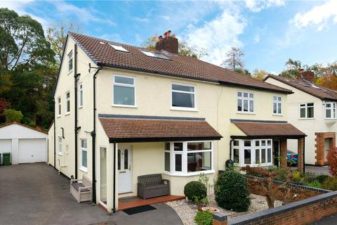 4 bedroom semi-detached house for sale - Glen Drive, Stoke Bishop, Bristol, BS9