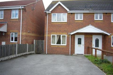 3 bedroom semi-detached house to rent - Clarence Street, Dinnington, Sheffield