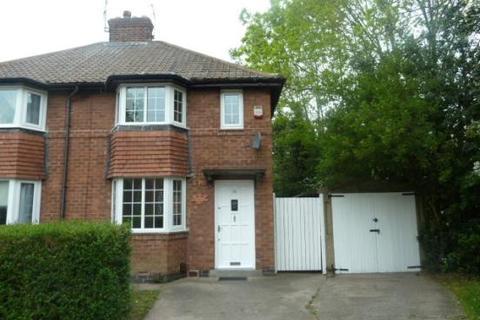 2 bedroom semi-detached house to rent - Tudor Road, Acomb