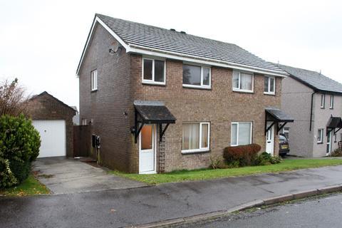 3 bedroom semi-detached house to rent - Hazelwood road , Callington, Cornwell  PL17