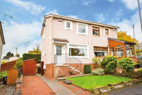 2 bedroom semi-detached house for sale - Groveburn Avenue, Thornliebank, Glasgow, G46 7DA