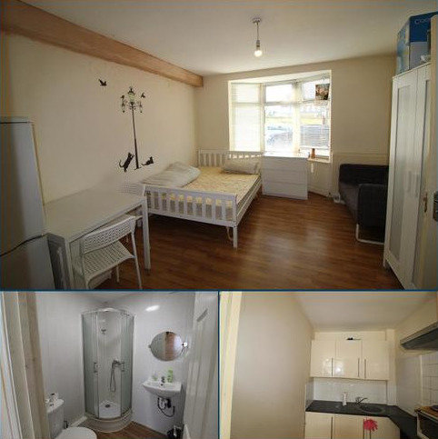 Studio to rent - Malpas Road, Becontree RM9