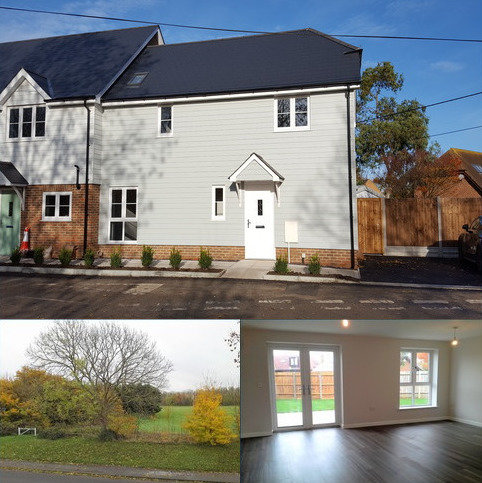 3 bedroom end of terrace house to rent - Forge Cottages, Ash Road, Ash, Sevenoaks TN15