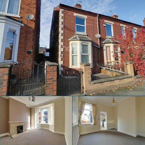 2 bedroom end of terrace house for sale - Harlaxton Road, Grantham