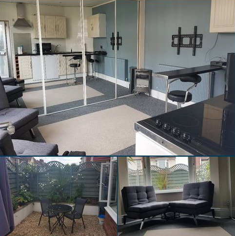Studio to rent - 24 Kings Road Paignton TQ3