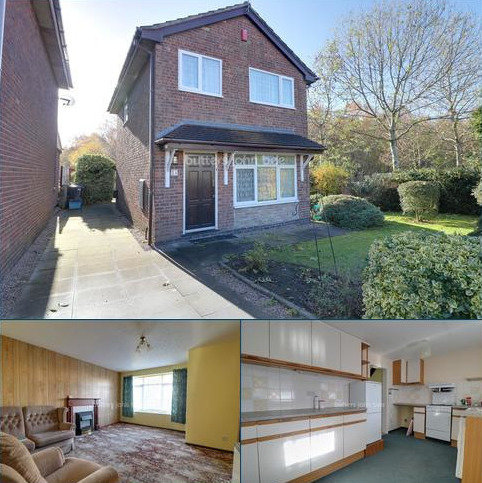 3 bedroom detached house for sale - Tern Avenue, Kidsgrove