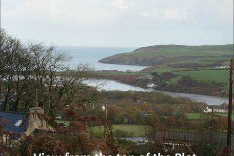 Land for sale - Building Plot adj to Penfeidr Uchaf, Newport, Pembrokeshire