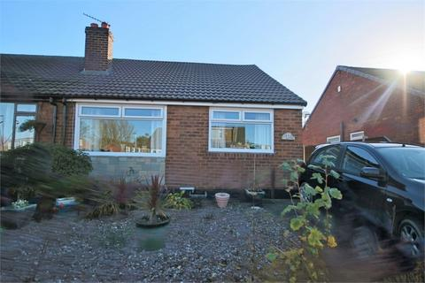 2 bedroom semi-detached bungalow for sale - Norley Road, LEIGH, Lancashire