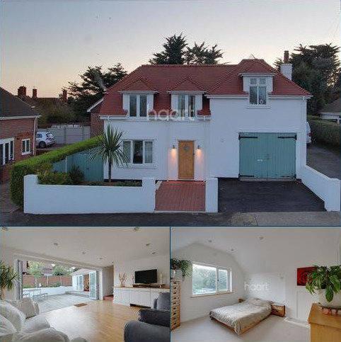 4 bedroom detached house for sale - Seacroft Road, Broadstairs, CT10
