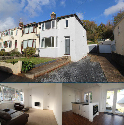 3 bedroom end of terrace house for sale - Sherwell Valley Road, Chelston, Torquay