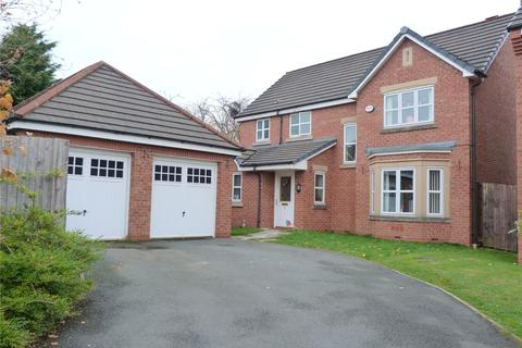 4 bedroom detached house for sale - Mayfair Drive, Crewe, Cheshire, CW1