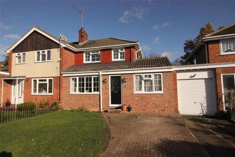 4 bedroom semi-detached house for sale - Dartington Avenue, Woodley, Reading, Berkshire, RG5