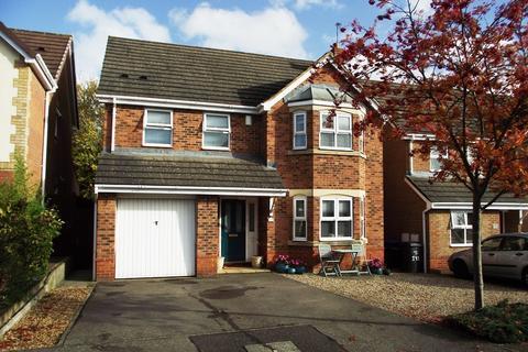 4 bedroom detached house for sale - Brunel Drive, Upton