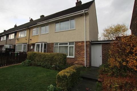 3 bedroom end of terrace house for sale - Carrfield Avenue, Crosby, Liverpool, L23