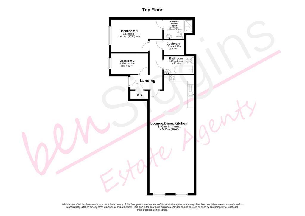 Floorplan: Picture No. 10