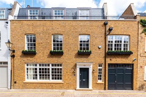 3 bedroom mews for sale - Coleherne Mews, London, SW10