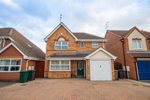 4 bedroom detached house for sale - WITTON COURT, STENSON FIELDS