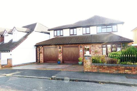 4 bedroom detached house for sale - Queslett Road East, Streetly