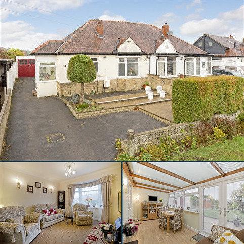 2 bedroom semi-detached bungalow for sale - Hawkstone Avenue, Guiseley