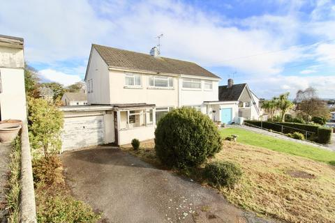 3 bedroom semi-detached house for sale - Mongleath Avenue, Falmouth