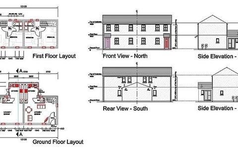 2 bedroom property with land for sale - Lower Bridge Street, Pontypool