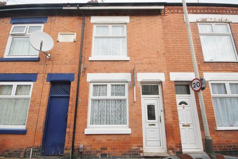 4 bedroom terraced house to rent - Wolverton Road, West End, Leicester LE3