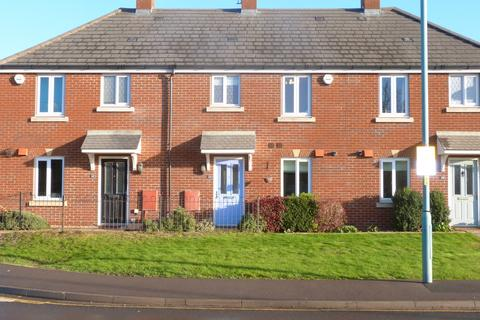 3 bedroom terraced house to rent - Lea Walk, Hucclecote, Gloucester