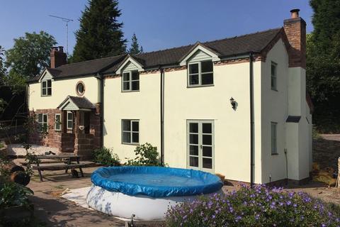 3 bedroom detached house to rent - Dale Cottage, Fairoak, Eccleshall, Staffordshire