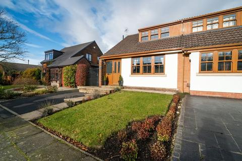 2 bedroom semi-detached bungalow for sale - Rutherford Drive, Over Hulton, Bolton, Lancashire.