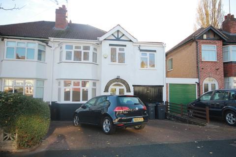 4 bedroom semi-detached house to rent - Weymoor Road, Harborne, B17
