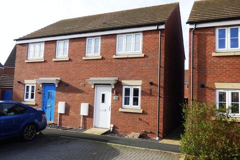 2 bedroom semi-detached house for sale - Wagon Way, Gloucester