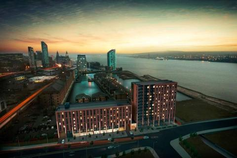 2 bedroom apartment for sale - Quay Central Liverpool Waters
