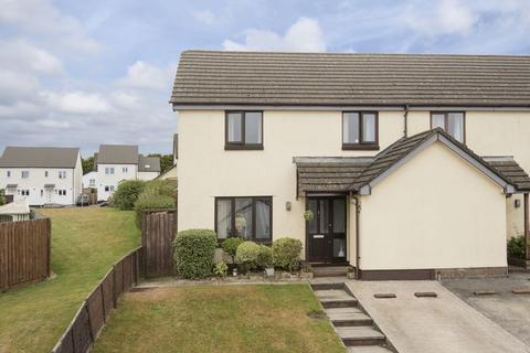 3 bedroom semi-detached house for sale - Beckett Close, Redruth