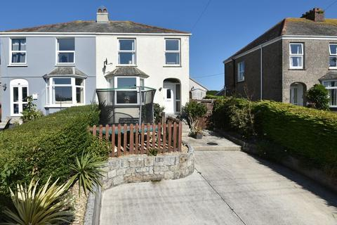 3 bedroom semi-detached house for sale - Tregenver Villas, Falmouth