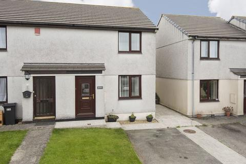 2 bedroom semi-detached house for sale - Knights Way, Mount Ambrose, Redruth