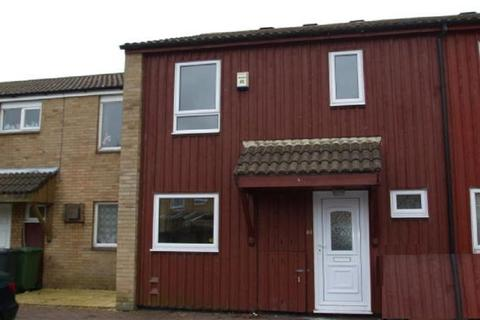 3 bedroom terraced house to rent - Stagsden, Orton Goldhay, Peterborough, PE2 5RP