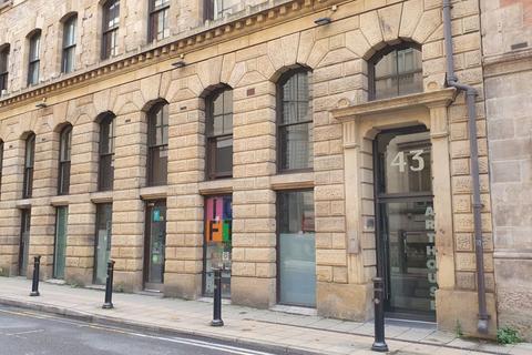 Studio to rent - ART HOUSE, 43 George St, M1