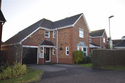 4 bedroom detached house for sale - Borage Close, Abbeymead, Gloucester, Gloucester