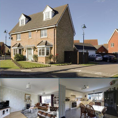 5 bedroom detached house for sale - Stangate Drive, Iwade, Sittingbourne