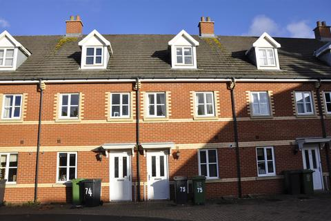 3 bedroom townhouse to rent - Mount Pleasant, Exeter