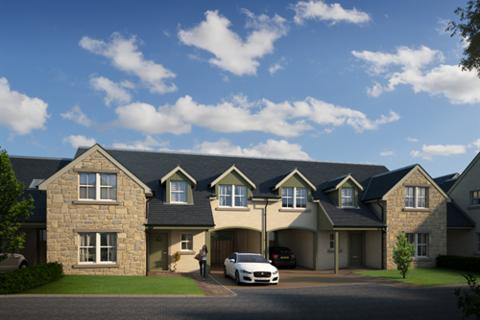4 bedroom detached house for sale - Plot 3, The Mentmore, Rosebery Grange EH30 9TT