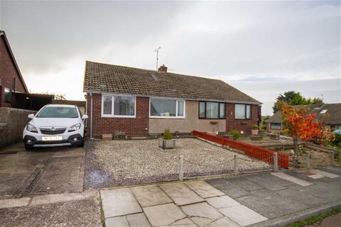 2 bedroom semi-detached bungalow for sale - Ivinson Road, Tweedmouth, Berwick Upon Tweed, TD15