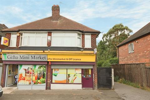 Shop for sale - Sherbrook Road, Daybrook, Nottingham, NG5 6AS