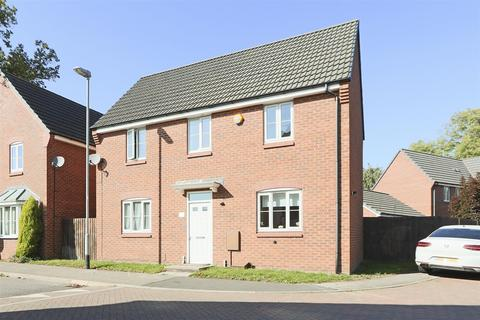 3 bedroom detached house for sale - Snowdrop Close, Hucknall, Nottingham, NG15 7EX