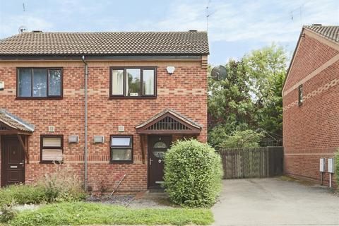 2 bedroom semi-detached house for sale - Newcastle Farm Drive, Whitemoor, Nottingham, NG8 5EA