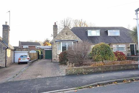 3 bedroom semi-detached bungalow for sale - Tranby Avenue, Hessle, Hessle, HU13